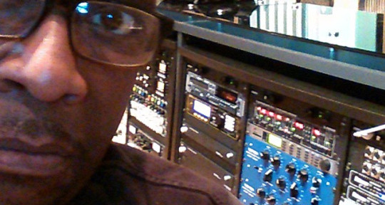 "Mixing/Mastering Engineer - Brian ""B - Nyce"" Irving"