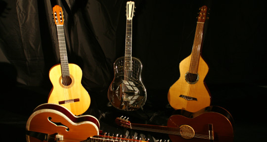 Photo of Fernando Perez, World Guitars