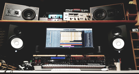 Remote Mixing & Mastering - Giacomo Laurenti