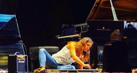 pianist, vocalist, producer - GONCA