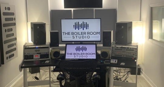 Remote Mixing & Mastering - (Merc) The Boiler Room Studio
