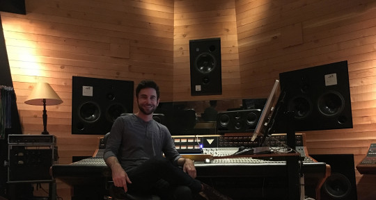 Creative Mixing Engineer - Jeff Kolhede