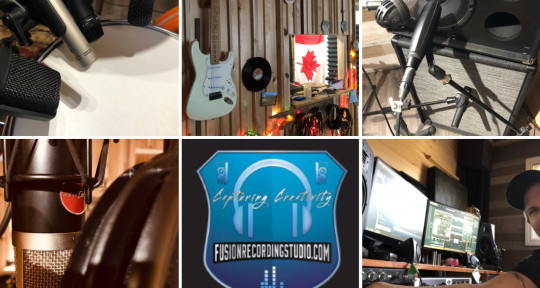 Photo of fusionrecordingstudio.com