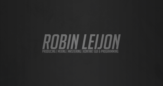 Photo of Robin Leijon