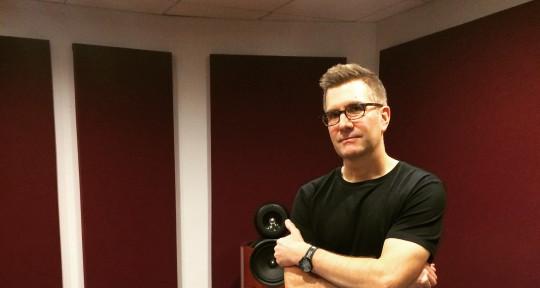 Photo of Joe Lambert Mastering