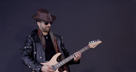 Digital Guitar Virtuosity - Aksel Allouch