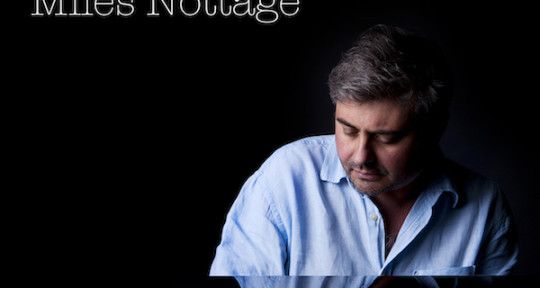Music Producer & Keyboardist - Miles Nottage
