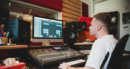 Mixing and Mastering - Fabio Zanolini