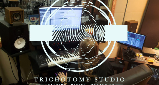 Recording Studio - Trichotomy Studio