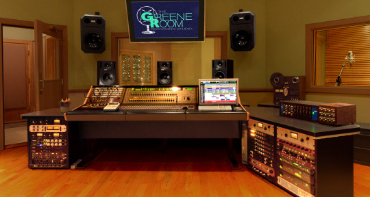 Recording, Editing, Mixing - The Greene Room