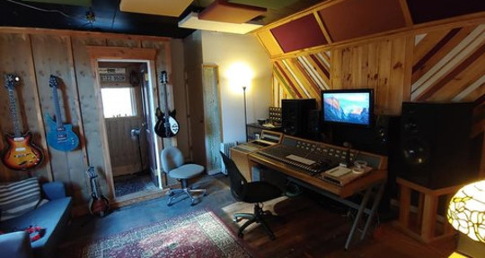 recording / mix engineer - Wachusett Recording