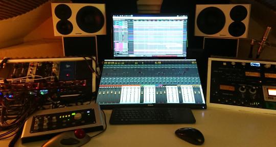 Mixing Engineer - Studio Vinden