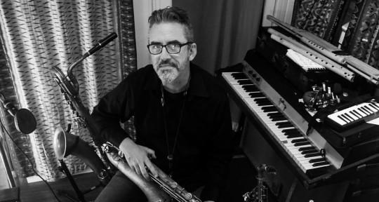 Elite studio sax, flute, keys - Matt DeMerritt