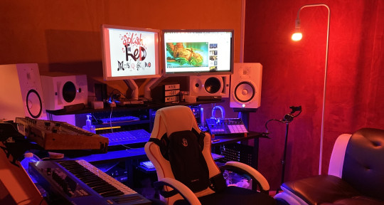 Photo of Splash Red Musiq Studio