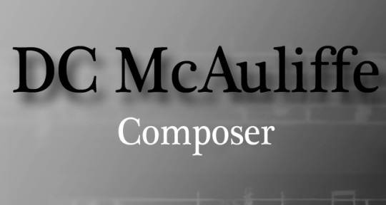 Instrumental Music producer - DC McAuliffe
