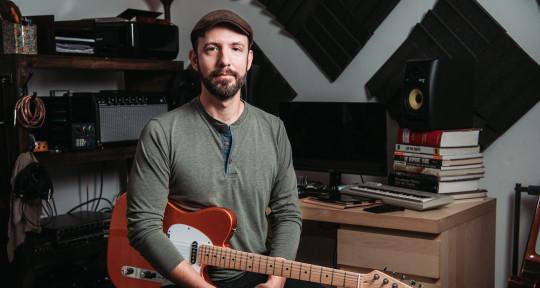 Versatile Session Guitarist - Matt Hornbeck