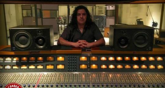 Recording, mixing & mastering. - Gonzalo Ramos