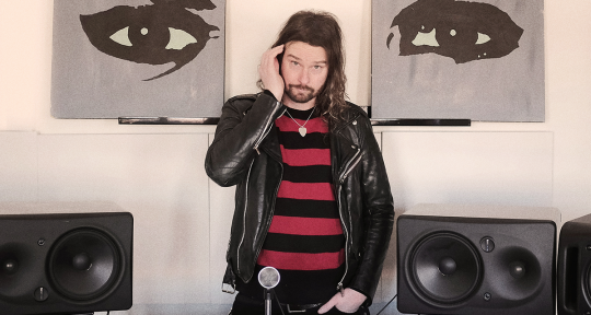 Mixing, Mastering Rock & Metal - Studio Humbucker