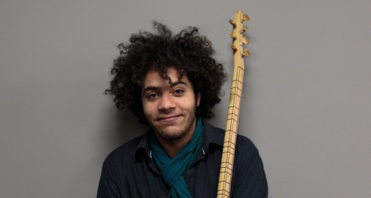 Session Saz player - Abdallah Abozekry