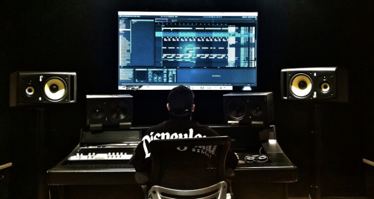 Photo of Krillin Mixing