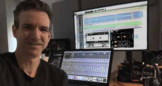 Sync Music Producer - Mixer - Brian Steckler