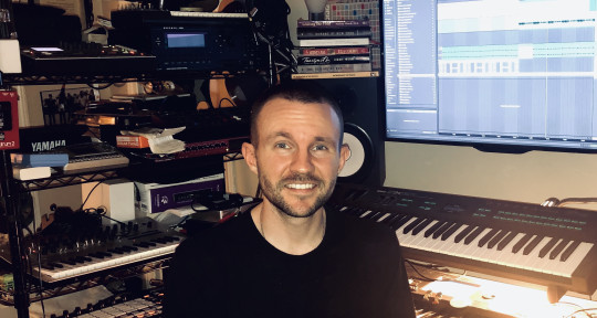 Producer, Drummer, Programmer - Ryan Harvey