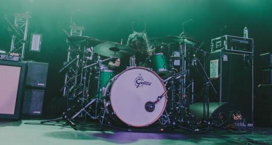 session drummer, producer  - Anthony Nino Salazar