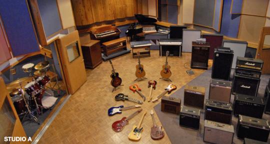 Recording Studio - Bryon O'Hearon