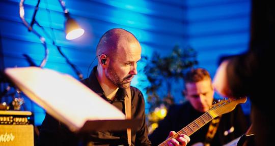 Session Guitarist, Producer - Mikko Paavola
