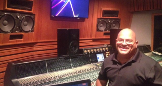 Producer,Mix & Mastering Eng - Ronnie Torres