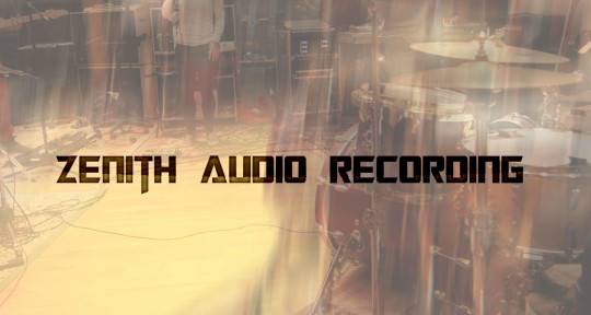 Mixing and producing - Zenith Audio Recording