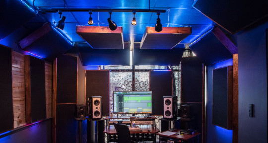 Commercial Recording Studio - Black Bile Prod LLC