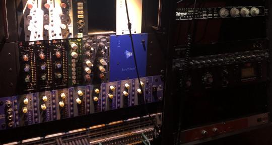 Recording Studio/Engineer - Hat City Music Productions