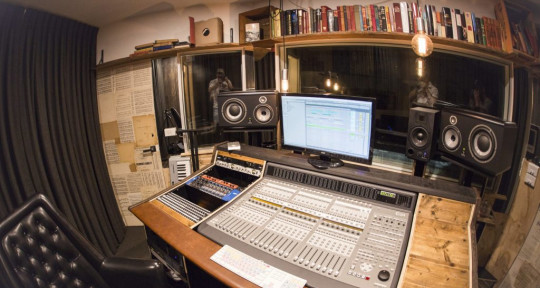 Recording Studio and Engineer - Fourth Way Studio