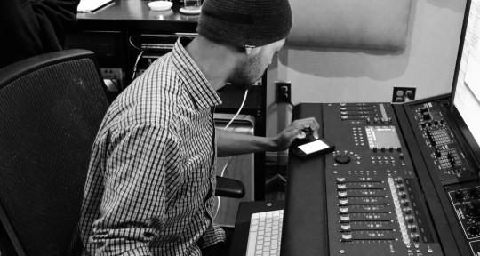 Mixing - Marcus Clark