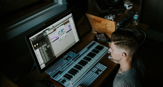 Mixer + Producer + Songwriter - Christian Hale