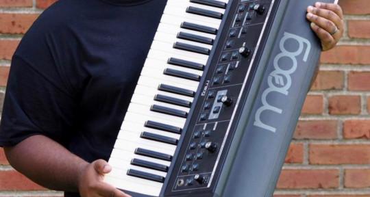 Session Piano, Keys, and Synth - John Palmer