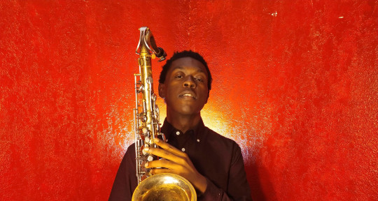 Session Saxophonist. - Ernest Melton