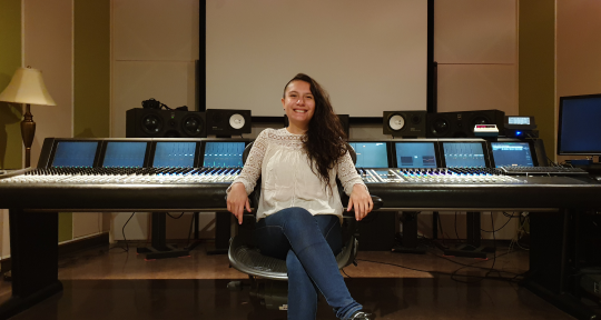 Record, Mix, Post-Production - Catalina Lozano Torrado