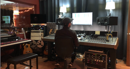 Mixing, Mastering & Production - Sean Dwyer