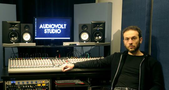 Recording, mixing & mastering - Lorenzo Bellia