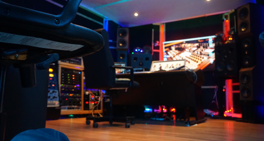 Photo of Mercenary Muzik Studio