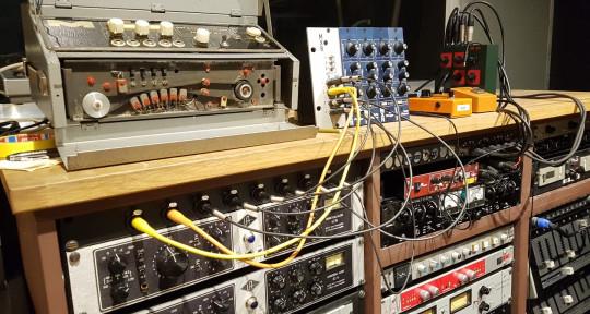 Remote Mixing & Mastering - Cajun Prod