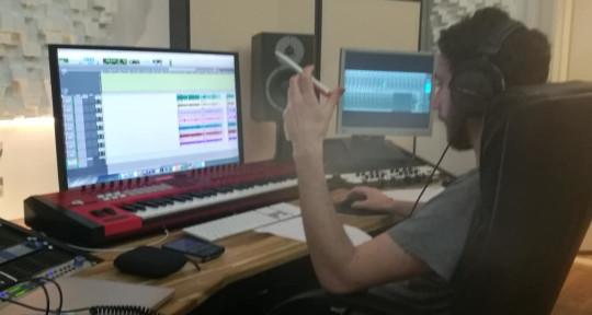 Recording/Online Mixing and Ma - Massimo Capobianco