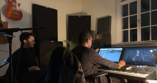 Photo of Aydee Latty - Acoustic Mixing