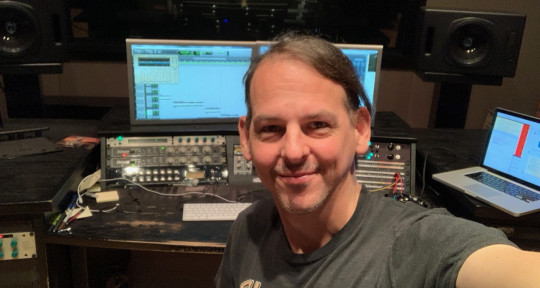 producer, engineer, musician - Donn DeVore