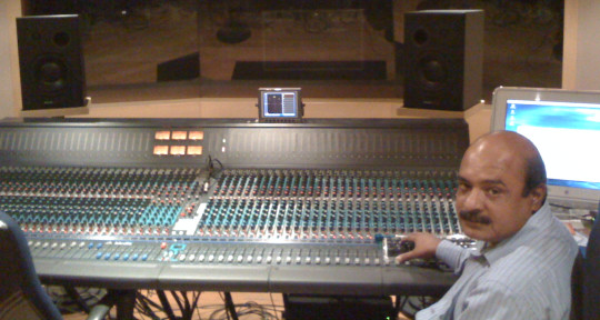 Photo of Mixing and Mastering Engineer