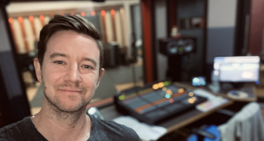 Mixing and Mastering Engineer - Ben Hardie
