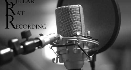 Remote Mixing And Mastering - Cellar Rat Recording