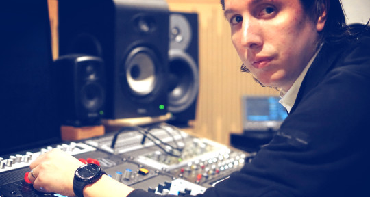 mixer . producer . engineer - Kieron Menzies